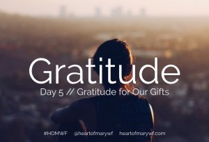 gratitude day 5