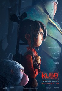 kubo movie poster