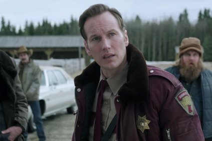 Officer Lou Solverson (Patrick Wilson in one of his best performances to date).