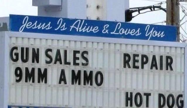 Jesus & Ammo