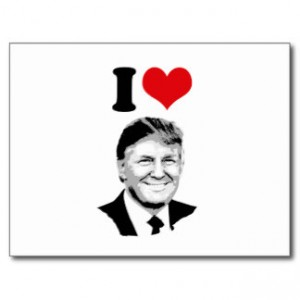Image result for donald trump love
