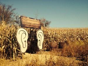 Listening Labyrinth