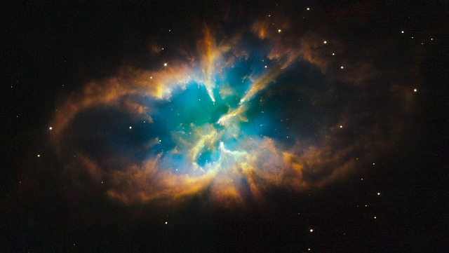 Ngc 2818 Planetary Fog Constellation Pyxis (Galaxy) - License: CC0 Public Domain