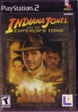 indiana jones emperors tomb
