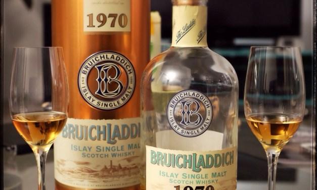 Bruichladdich 1970 – done