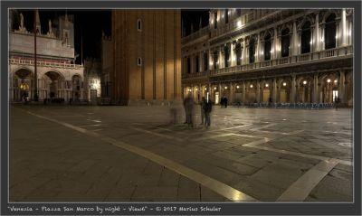 Venezia – Piazza San Marco by night – View6