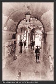 Trockene Füsse in Venezia