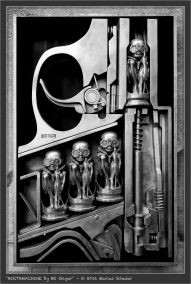 BIRTHMACHINE by HR Giger