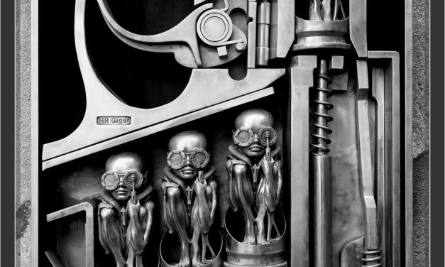2017-17: BIRTHMACHINE by HR Giger