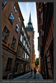 Ungerwägs i dä Gässli Stockholm's