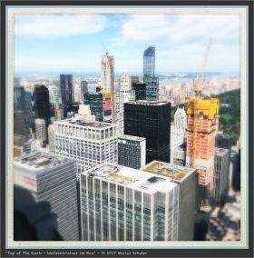 Top of The Rock - Wolkenkratzer im Bau