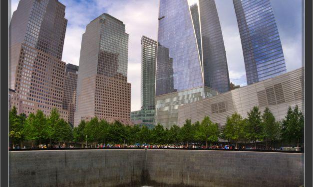 2017-50: NYC 9/11 memorial