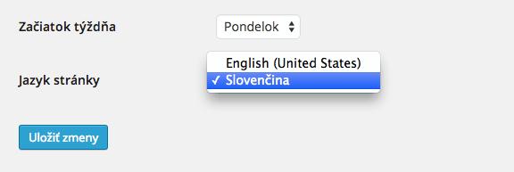 Aktualizovali ste na WordPress 4.0 a nefunguje vám preklad?
