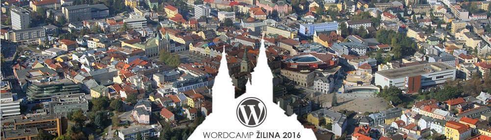 WordCamp Žilina bude 29.10.2016