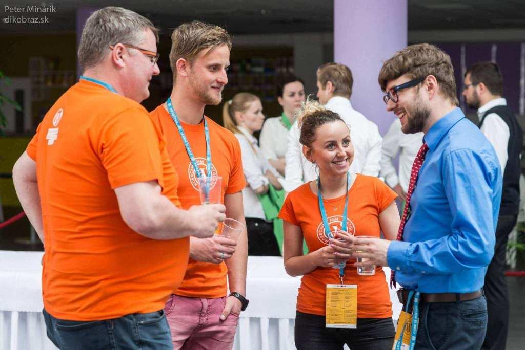 Tím organizátorov WordCamp Bratislava 2016