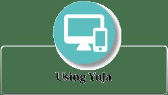 Using YuJa icon.