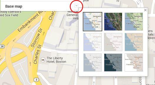 Google My Maps – Information Technology