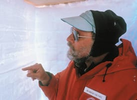 St. Olaf Professor of Physics Bob Jacobel