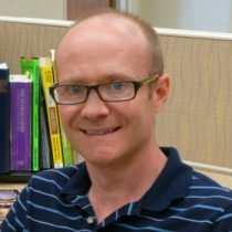 Associate Professor of Biology Kevin Crisp
