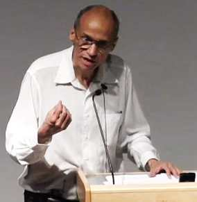 "Philosopher Charles Mills from Northwestern University discusses ""Liberalism and Racial Justice."""