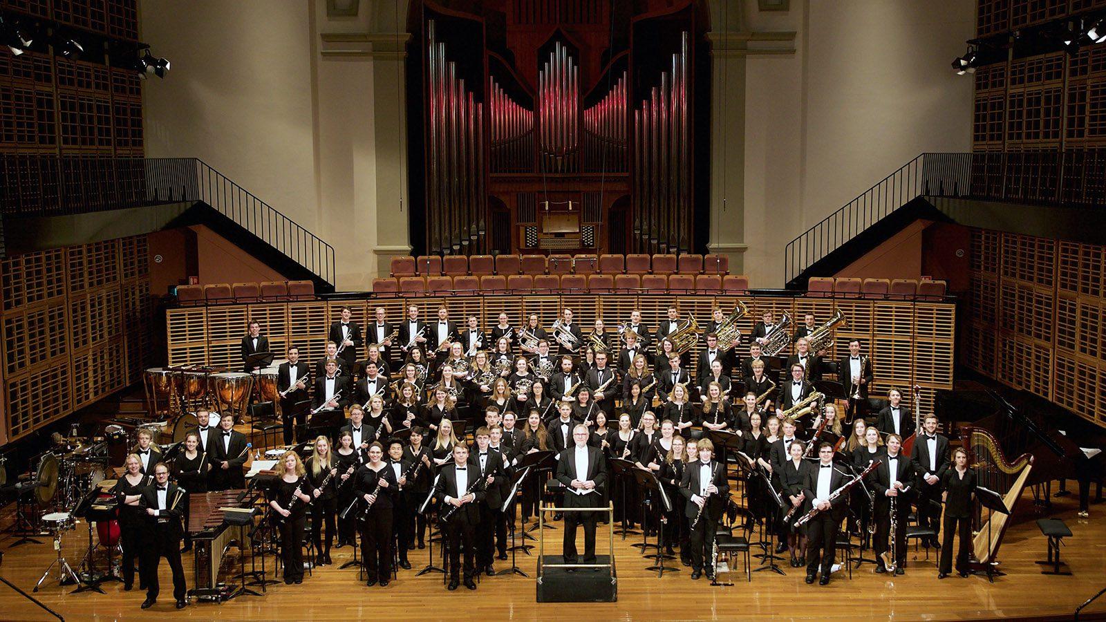 Gift to make music ensemble international tours cost-free