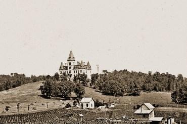 Old Main 1890