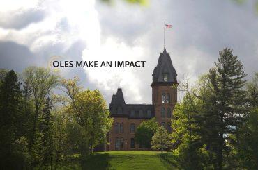 Oles Make An Impact