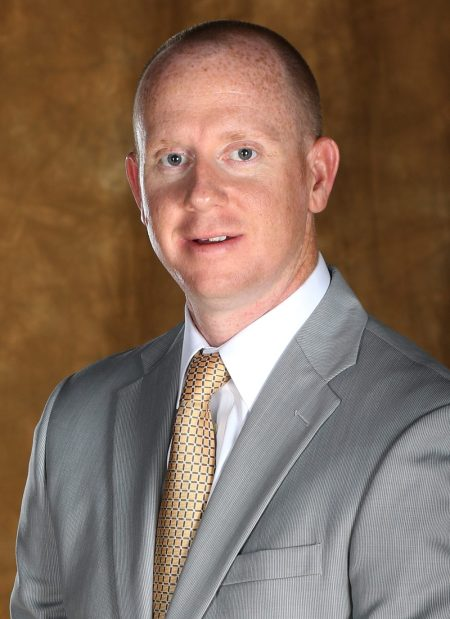 Portrait of Athletic Director Ryan Bowles