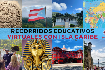 Isla Caribe graphic