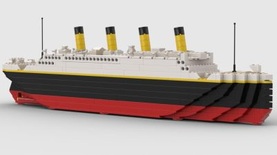 Titanic online (web)