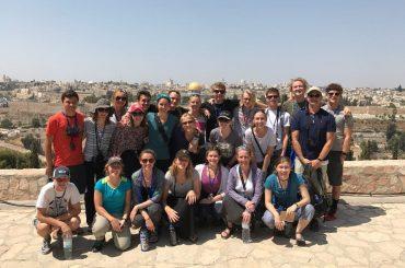 Global Semester 2017 in Jerusalem with Ripley