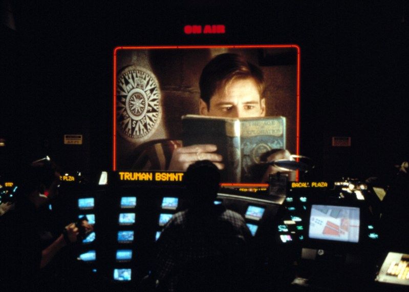 still from The Truman Show