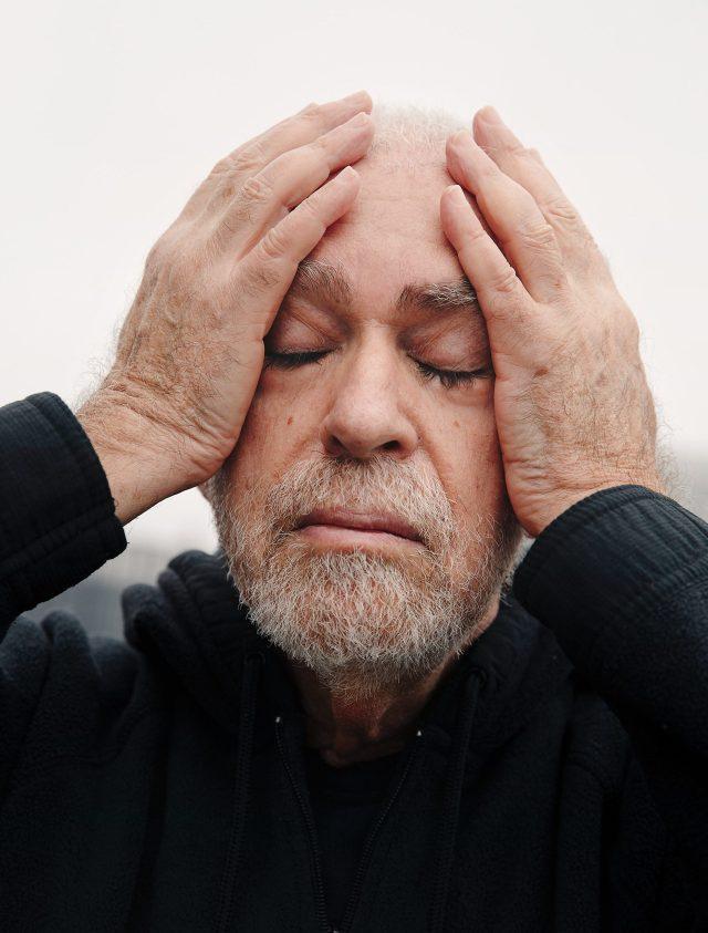 Steve Gorad portrait