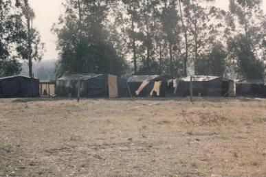 Assentamento da Palma – 1989 – Gestão Amilcar Gigante.