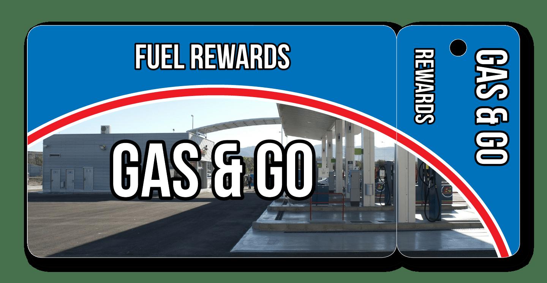 Gas Station Fuel Rewards Combo