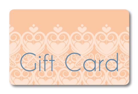 General Gift Lace Gift Card Front