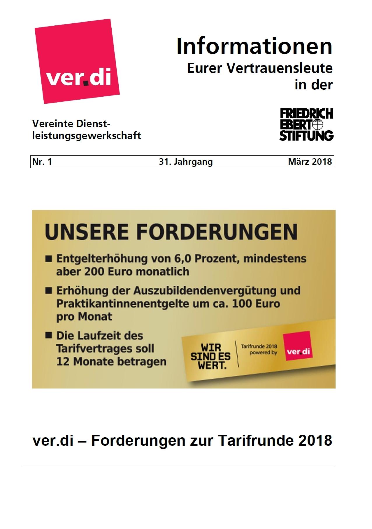 Titelbild VL-Info 1/2018