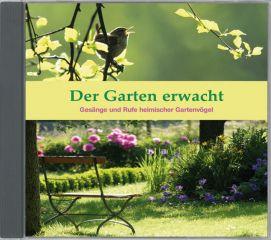 Cover der CD 'Der Garten erwacht'