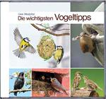 Cover der CD 'Die wichtigsten Vogeltipps'