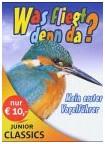 Cover der CD 'Was fliegt denn da? - Mein erster Vogelführer'