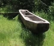 Fort Clatsop Canoe.