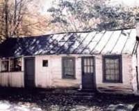 Log Cabin Schoolhouse