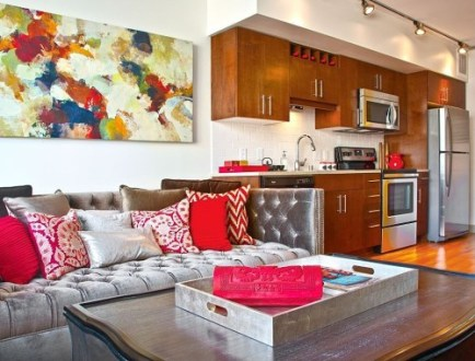 5 Steps for Decorating Your First Apartment Seattle apartment