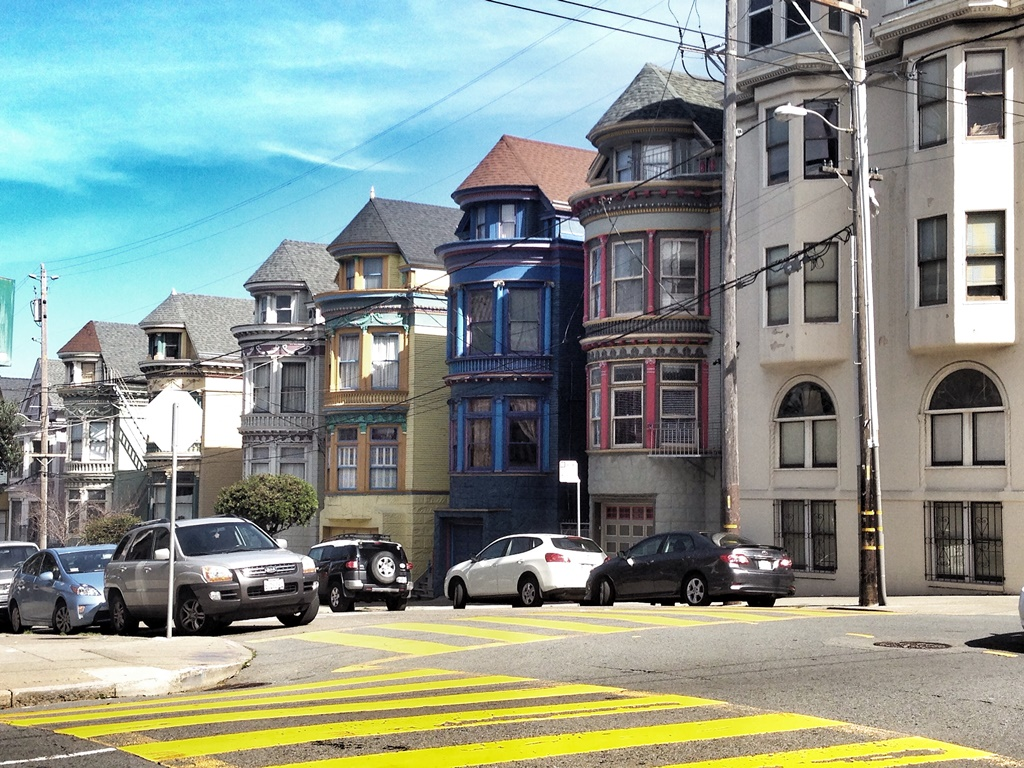 Every San Francisco neighborhood has its own