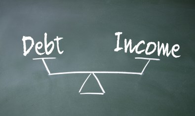 Image result for debt to income ratio