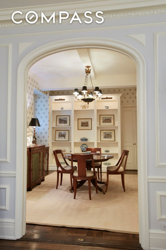 Jackie O Dining Room