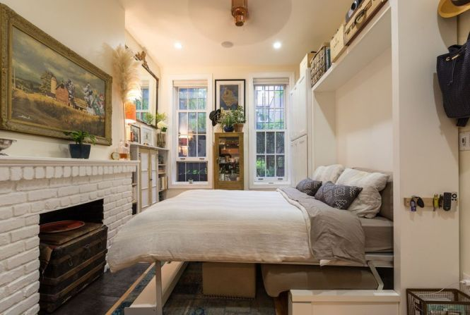 Small Studio Apartment New York City
