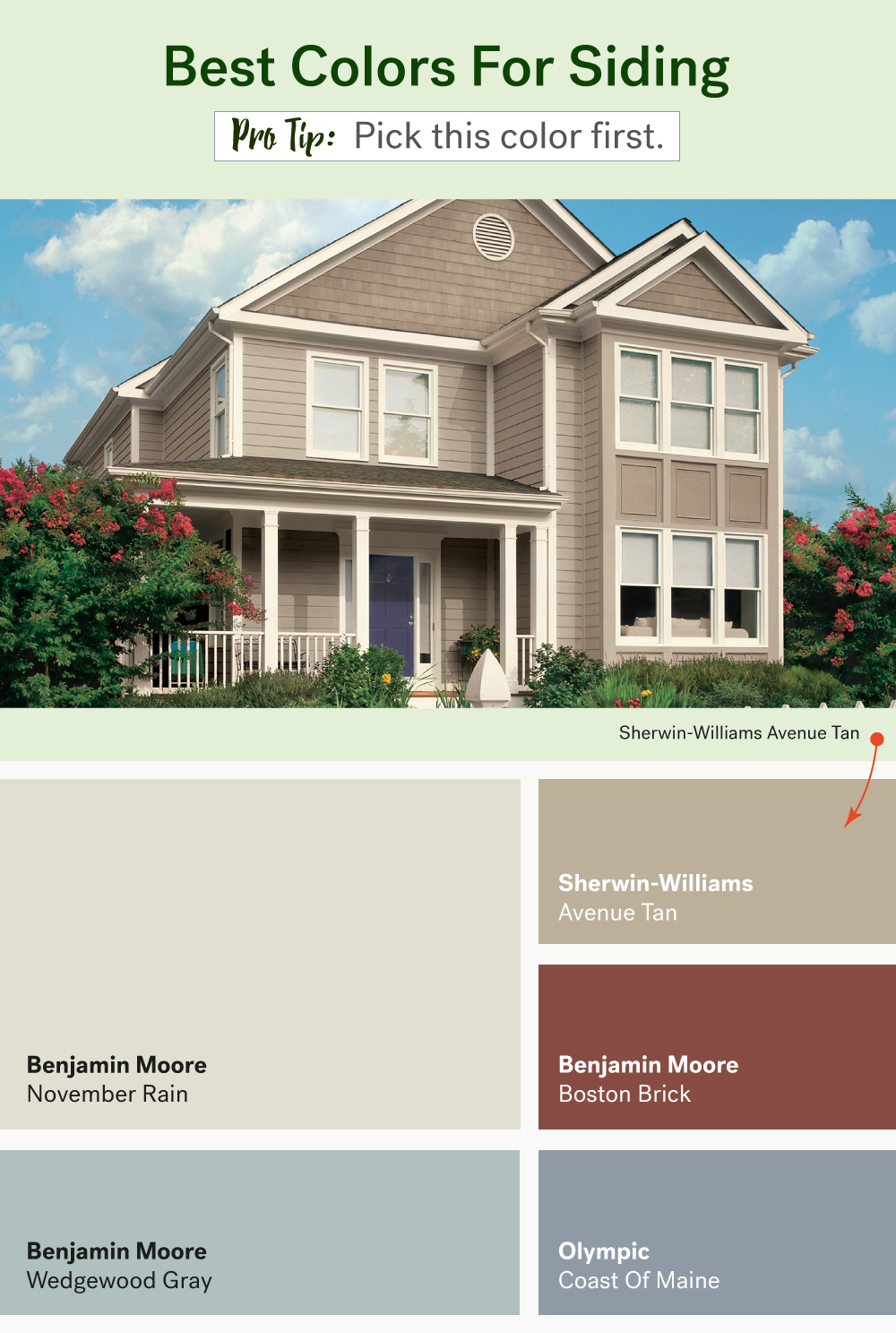 The Most Popular Exterior Paint Colors     Life at Home     Trulia Blog most popular exterior paint colors