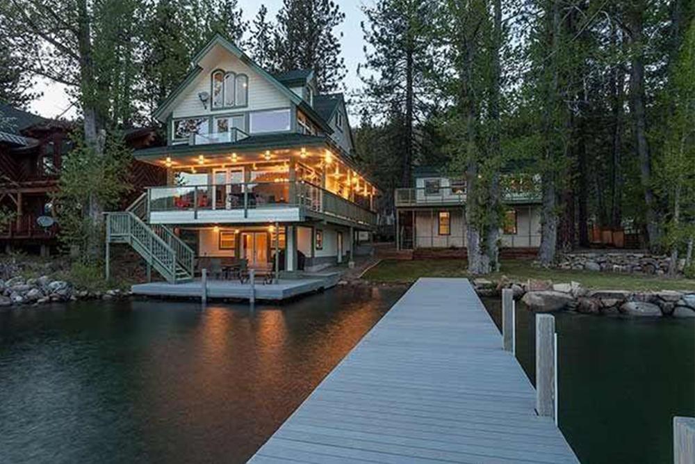 Lakefront Homes Sale Nc