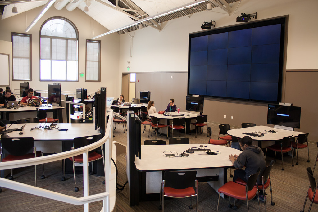Creating Active Learning Environments At The Next Gen
